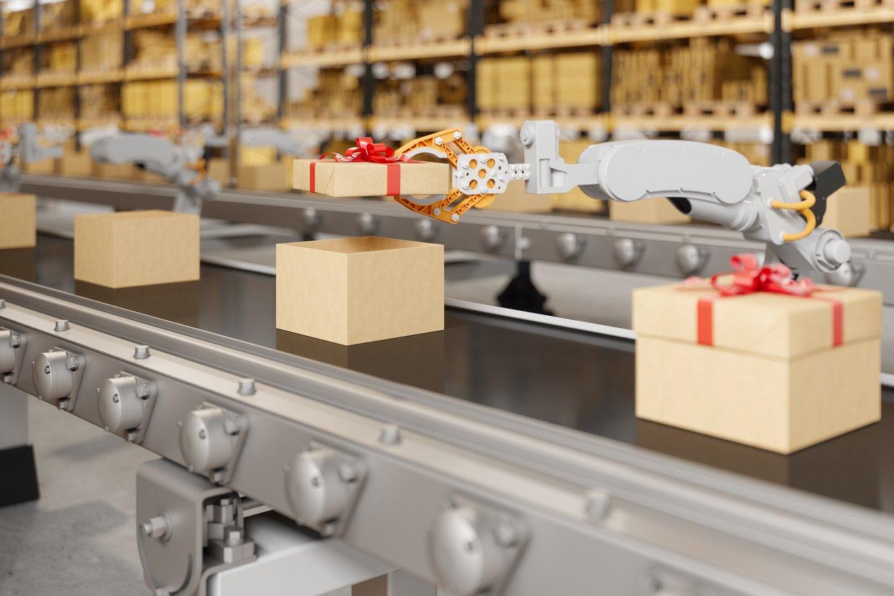 Holidays Warehouse Shipping and Recieving
