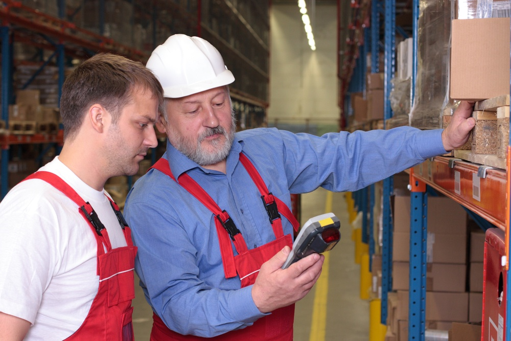 Inventory Management - Warehouse Management System