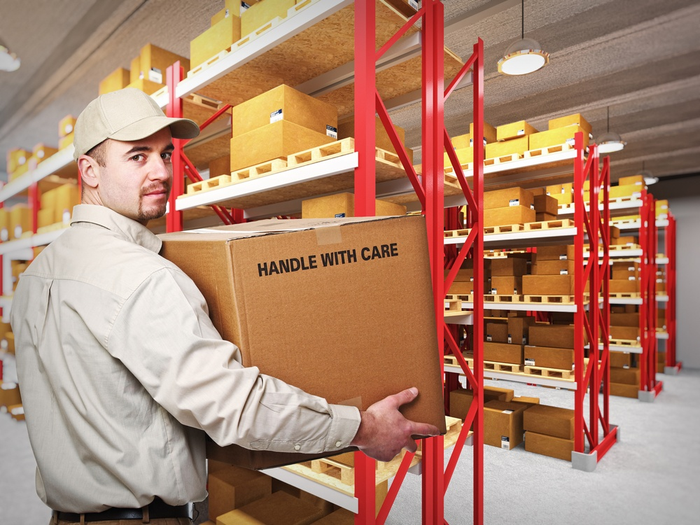Receiving and Put Away - Warehouse Management System