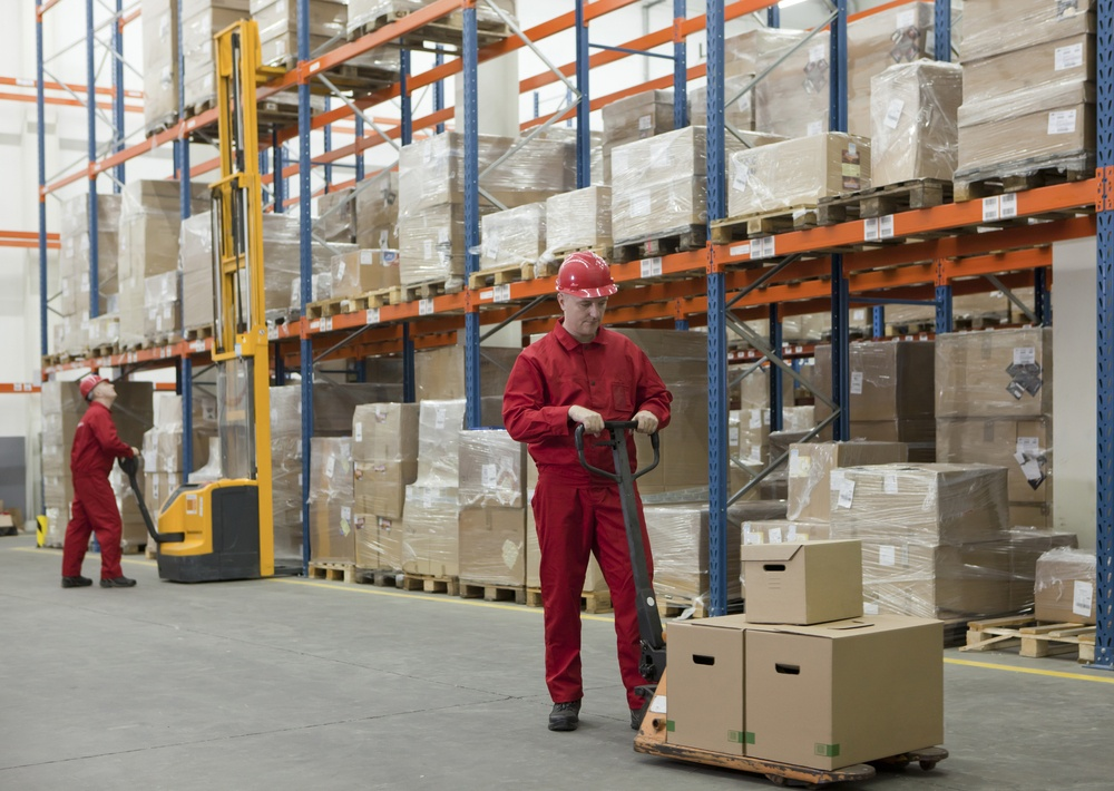 Order Fulfillment & Management - Warehouse Management System