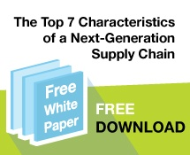 White Paper Top 7 Characteristics of a Next-Generation Supply Chain