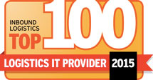 2015 Inbound Logistics Top 100 Logistics IT Providers