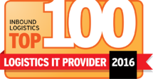 2016 Top 100 Logistics IT Provider - Inbound Logistics