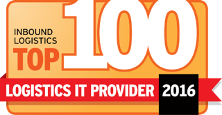 2016 Inbound Logistics Top 100 Logistics IT Providers